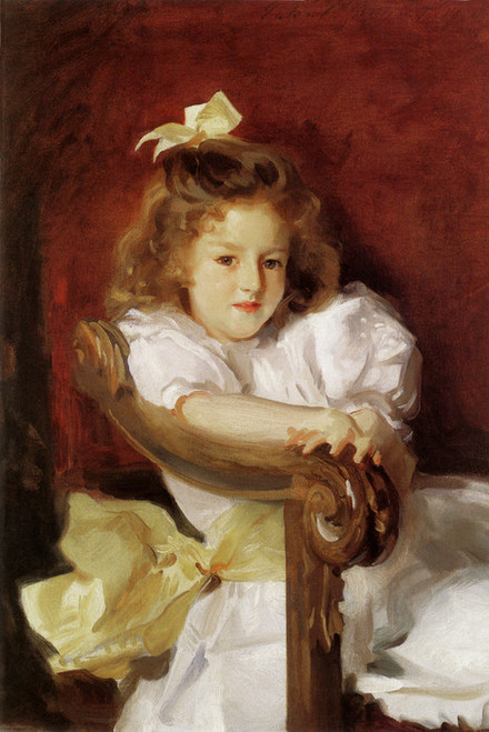 Art Prints of Charlotte Cram by John Singer Sargent
