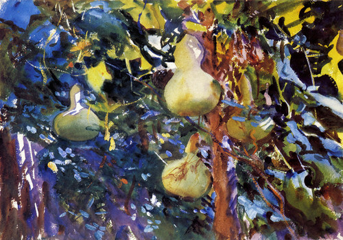 Art Prints of Gourds by John Singer Sargent