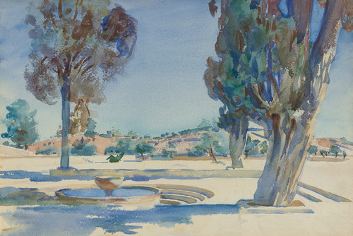 Art Prints of Jerusalem by John Singer Sargent