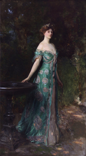 Art Prints of Millicent Duchess of Sutherland by John Singer Sargent