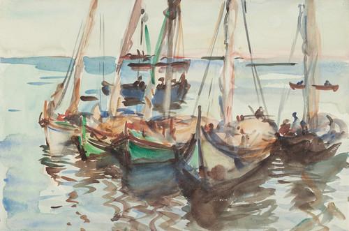 Art Prints of Portuguese by John Singer Sargent