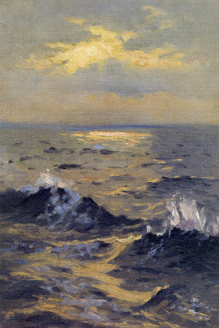 Art Prints of Seascape by John Singer Sargent