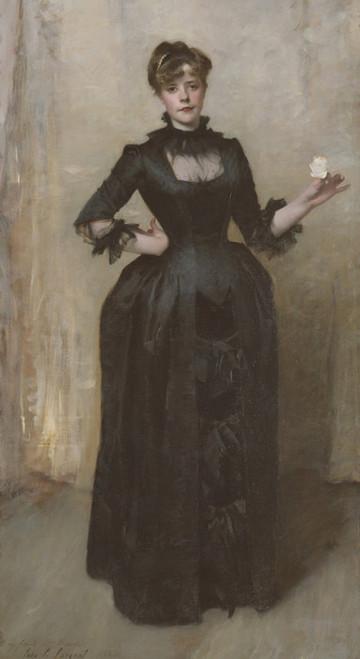 Art Prints of Charlotte Louise Burckhardt by John Singer Sargent