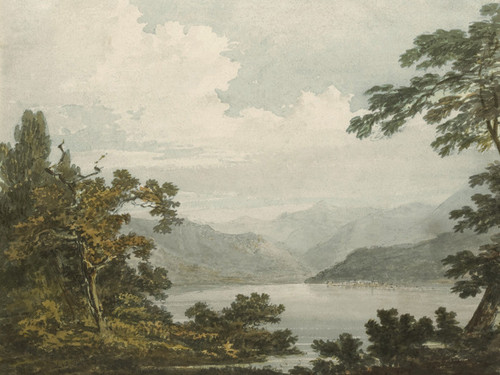 Art Prints of Lago Maggiore, Italy by Joseph Mallord William Turner