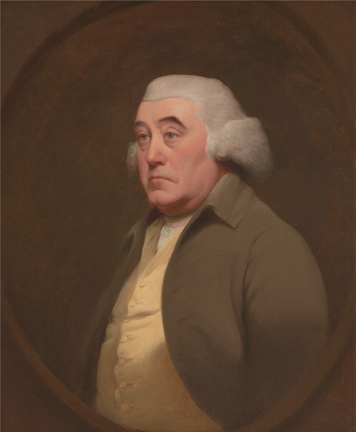 Art Prints of Dr. Richard Wright by Joseph Wright of Derby