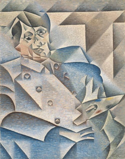 Art Prints of Portrait of Pablo Picasso by Juan Gris