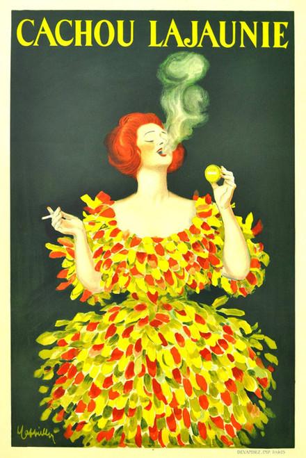 Art Prints of Cachou Lajaunie by Leonetto Cappiello