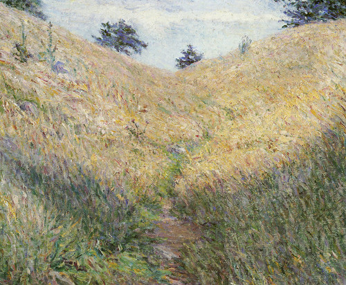Art Prints of Giverny Hillside by Lilla Cabot Perry