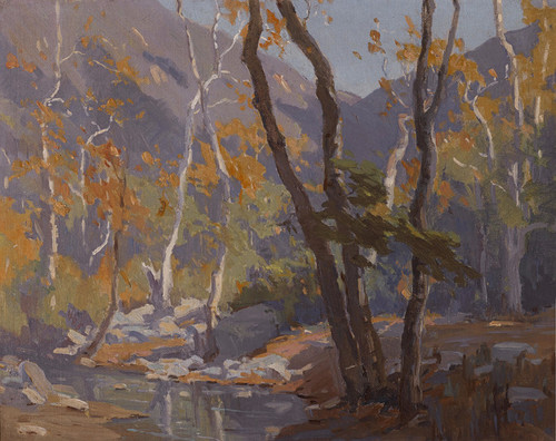 Art Prints of Arroyo Seco by Marion Kavanaugh Wachtel