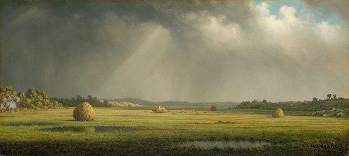 Art Prints of Newburyport Meadows by Martin Johnson Heade