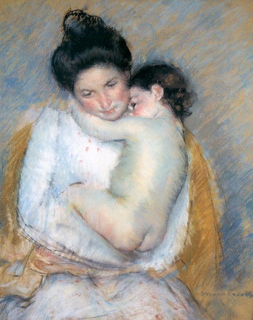 Art Prints of Mother and Child, 1900 by Mary Cassatt