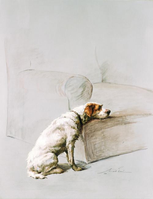 Art Prints of Silent Sorrow by Maud Earl