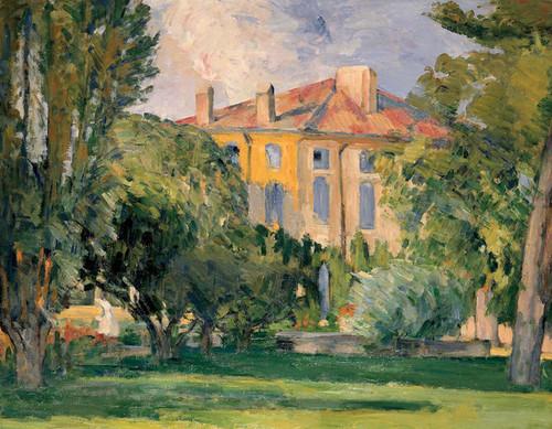 Art Prints of Jas de Bouffan by Paul Cezanne