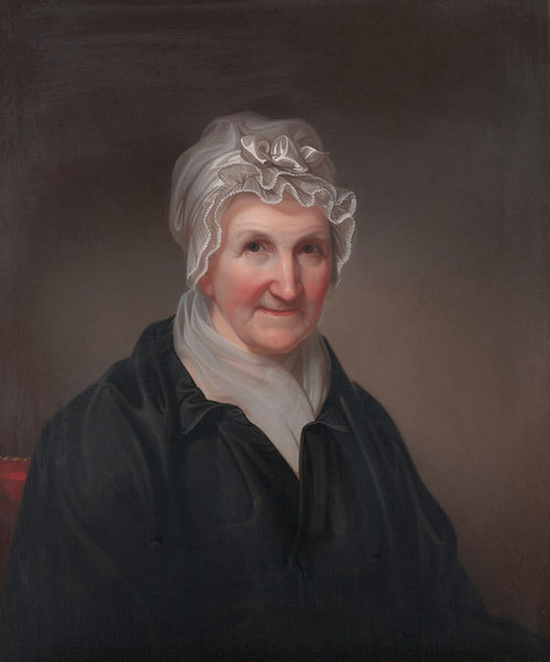 Art Prints of Portrait of Mary Lord by Rembrandt Peale