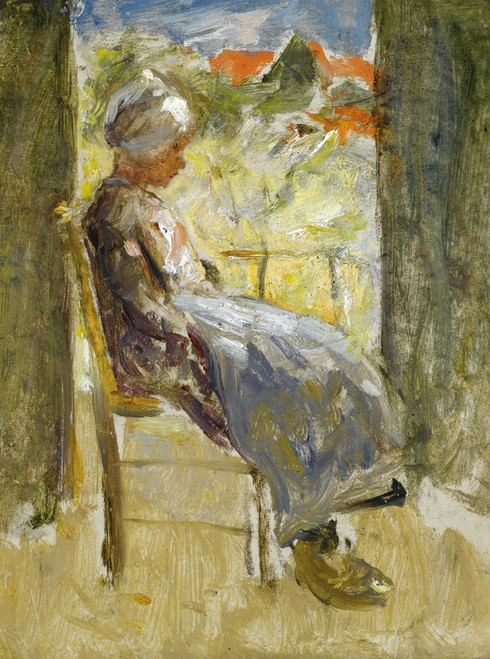 Art Prints of Resting in the Shade by Robert Gemmell Hutchison