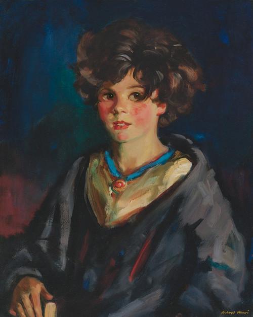 Art Prints of Annie Beg by Robert Henri
