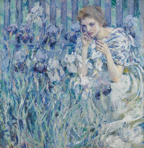 Art Prints of Fleur de Lis by Robert Reid