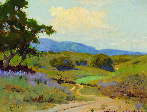 Art Prints of Encino Southern California by Sydney Laurence