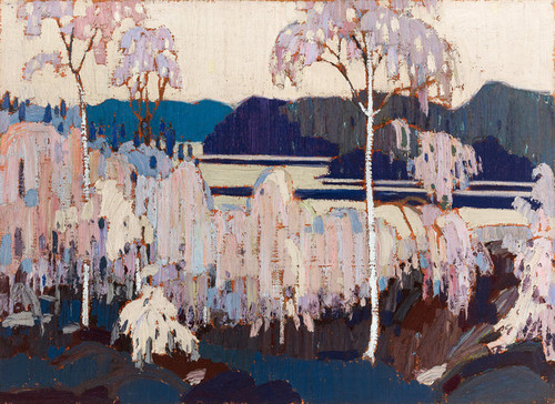 Art Prints of After the Sleet Storm, Winter by Tom Thomson