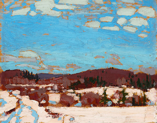 Art Prints of Early Spring by Tom Thomson