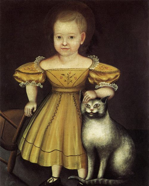 Art Prints of Lydia and Tabitha by an Unknown Artist