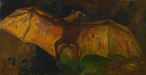Art Prints of Flying Fox by Vincent Van Gogh