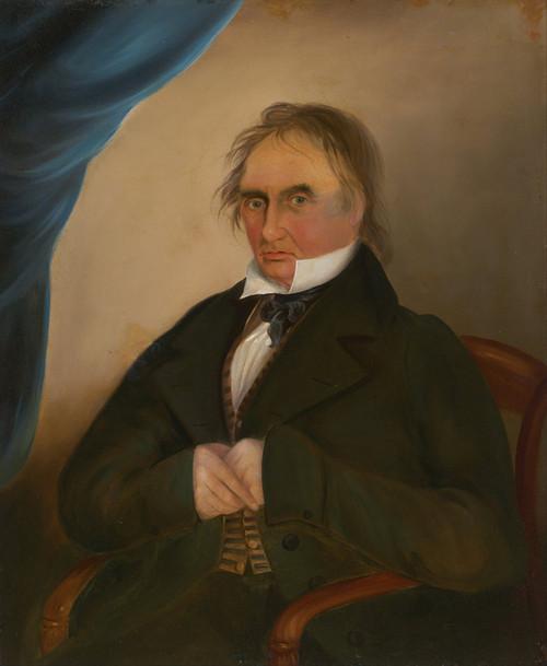Art Prints of Mr. John Mezger by W. B. Gould