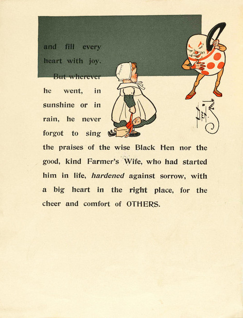 Art Prints of Humpty Dumpty, Page 14 by W.W. Denslow, Children's Book