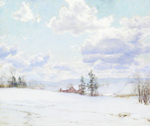 Art Prints of Cloud Shadows by Walter Launt Palmer