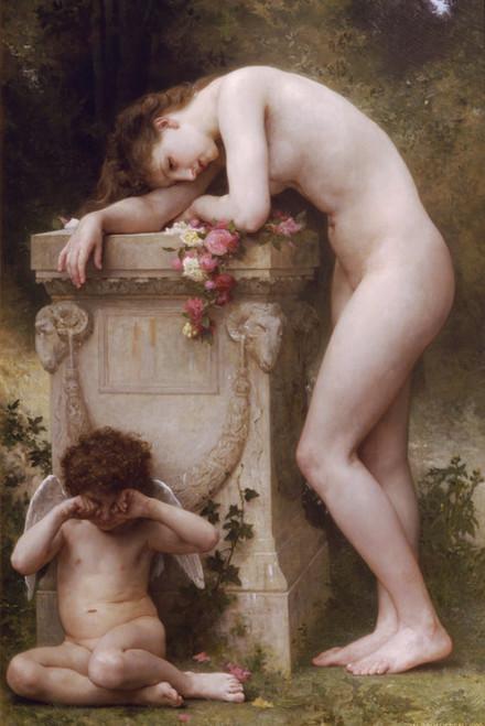 Art Prints of Elegy by William Bouguereau
