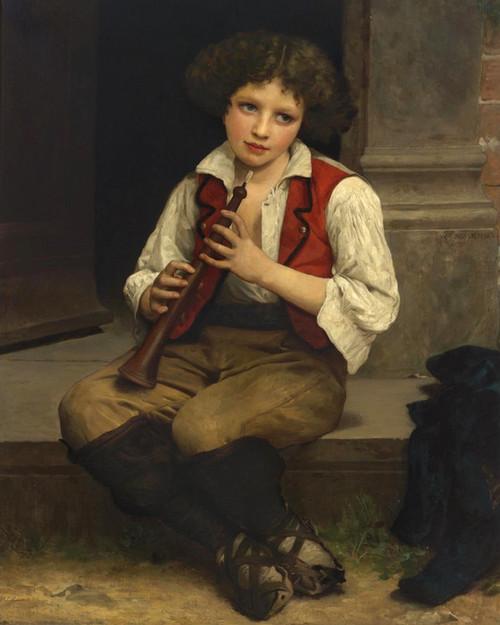 Art Prints of Pifferaro by William Bouguereau