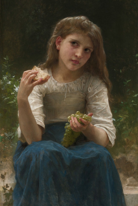 Art Prints of Afternoon Tea by William Bouguereau