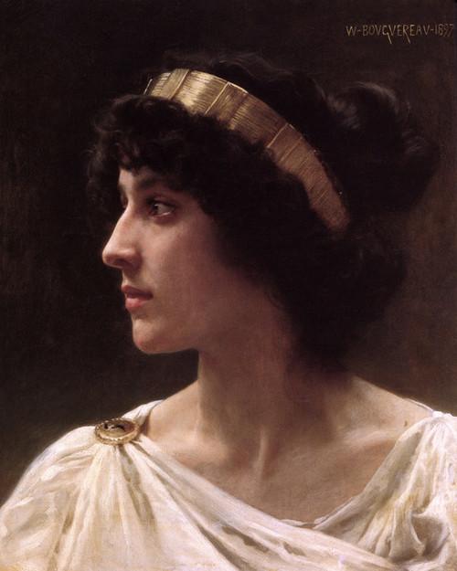 Art Prints of Irene by William Bouguereau
