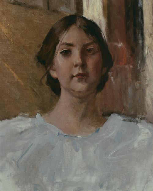 Art Prints of My Daughter Dorothy by William Merritt Chase