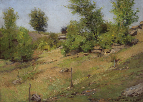 Art Prints of Countryside in the Spring by William Wendt