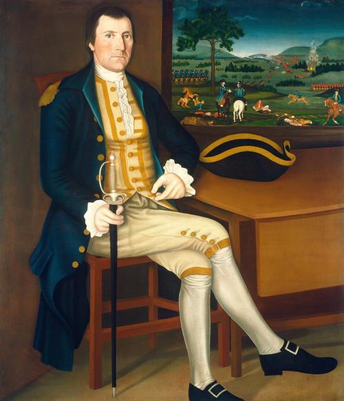 Art Prints of Captain Samuel Chandler, 1780 by Winthrop Chandler