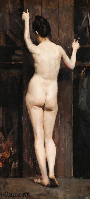 Art Prints of Nude by Akseli Gallen-Kallela