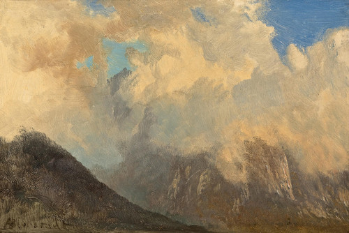 Art Prints of In the Tyrol by Albert Bierstadt