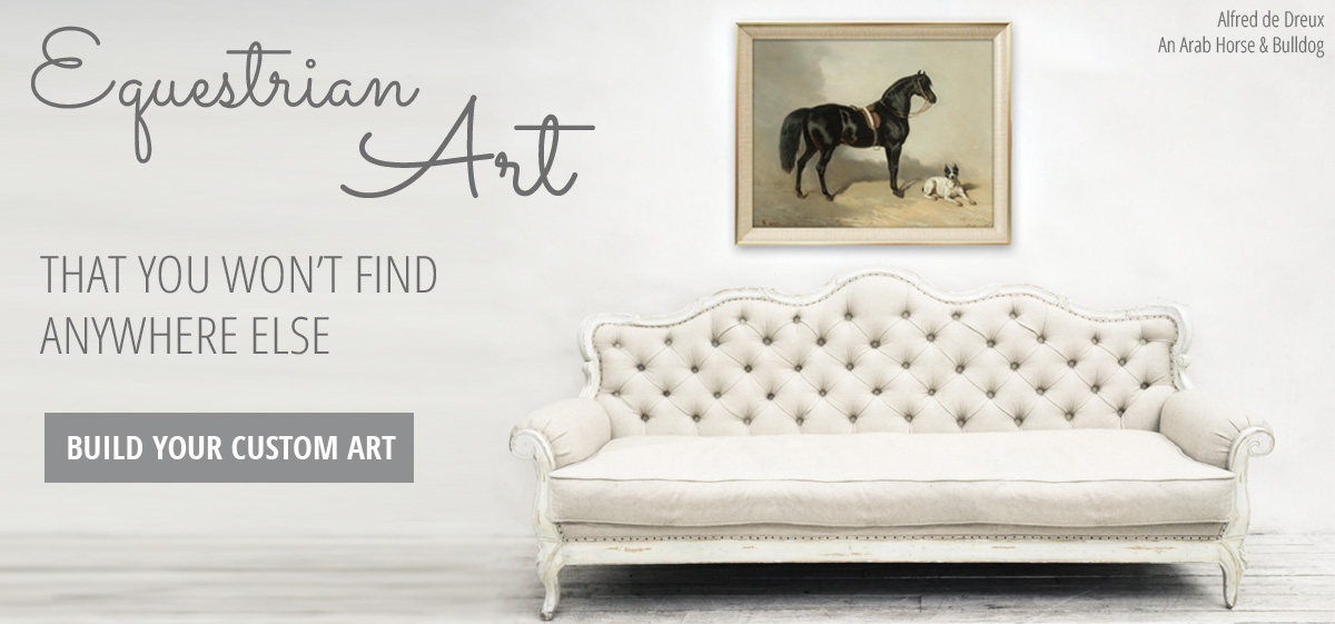 Equestrian Art Prints