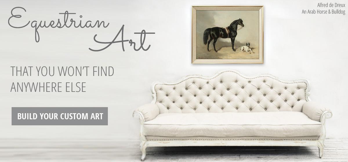 Equestrian Art Prints