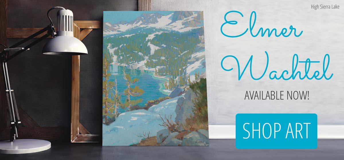 Elmer Wachtel Art Available Now!