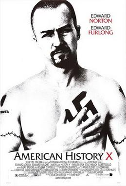 American History X Movie Poster - New Line Cinema