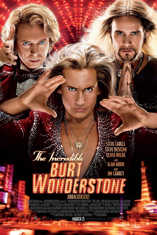 The Incredible Burt Wonderstone - Warner Brothers Pictures
