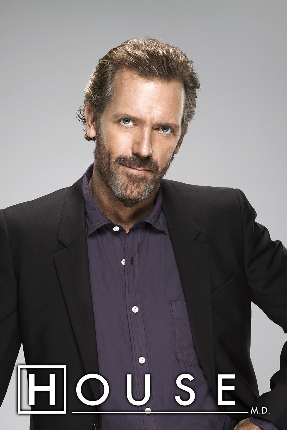 House Television Series Poster - NBC Universal Television Distribution