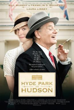 Hyde Park on Hudson Movie Poster - Focus Features