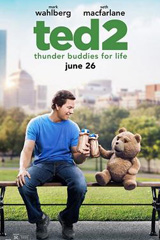 Ted 2 Movie Poster - Universal Pictures