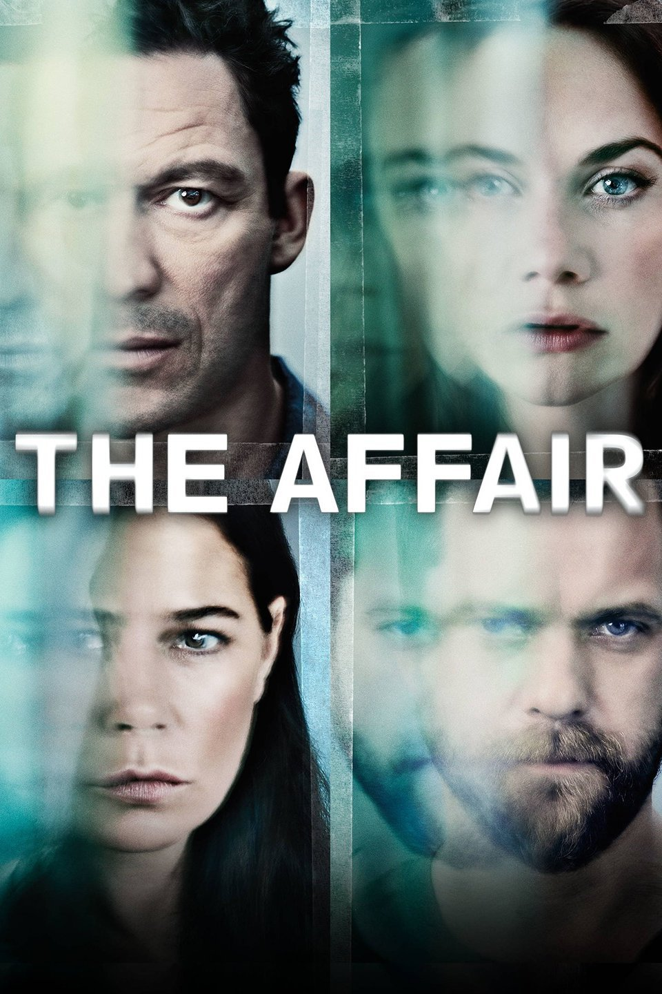 The Affair Television Series Poster - Showtime