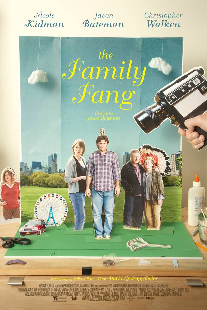 The Family Fang Movie Poster - Starz Digital
