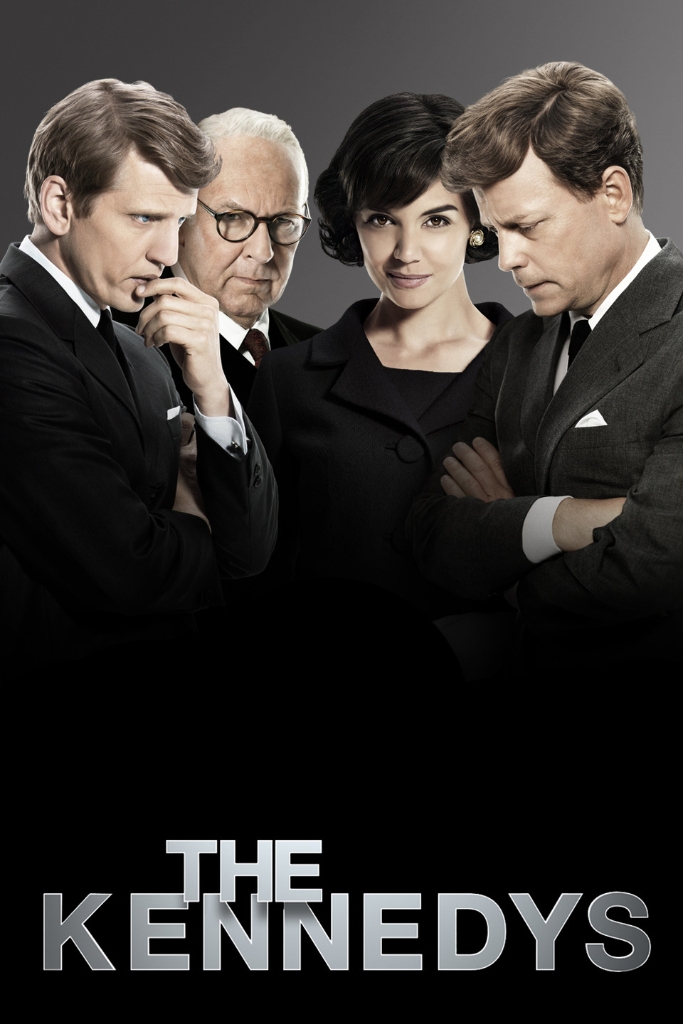 The Kennedys Television Series Poster - The ReelzChannel & Muse Distribution International