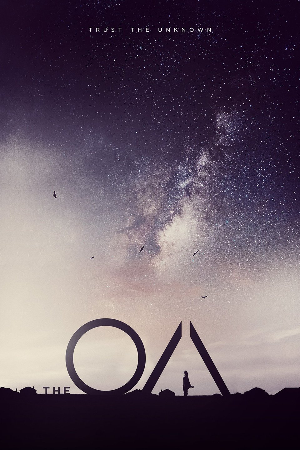 The OA Television Series Poster - Netflix